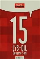 LYS -Dil 15 Deneme Seti