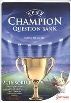 İhtiyaç KPSS 2014 Champion Question Bank - KPSS Eğitim Bilimleri Şampiyon Soru Bankası