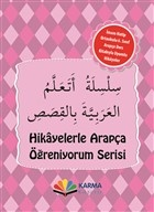 Hikayelerle Arapça Öğreniyorum Serisi İmam Hatip Ortaokulu 6. Sınıf Arapça Hikaye Seti (10 Kitap Takım)