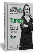 2021 Evveliyat KPSS Türkçe Soru Bankası