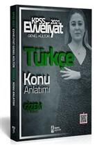 2021 Evveliyat KPSS Türkçe Konu Anlatımı