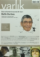 Varlık Aylık Edebiyat ve Kültür Dergisi Sayı: 1280 - Mayıs 2014