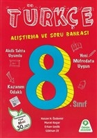 8. Sınıf Türkçe Alıştırma ve Soru Bankası