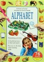 Sticker Activity Book / Alphabet