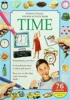 Sticker Activity Book : Time