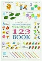 My First Preschool Series: My Nursery 1 2 3 Book