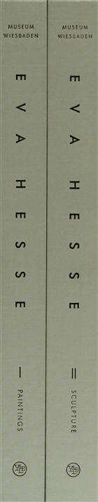 Eva Hesse: Catalogue