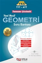 YKS TYT - AYT Yeni Nesil Geometri Tamamı Çözümlü Soru Bankası