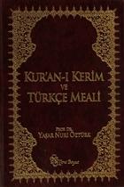 Kur'an-ı Kerim ve Türkçe Meali (Metinli Küçük Boy)