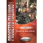 Nuovo Progetto Italiano 2 Video Quaderno delle attivita B1-B2