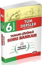 6. Sınıf Tüm Dersler Tamamı Çözümlü Soru Bankası