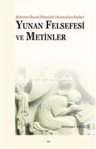 Yunan Felsefesi ve Metinler