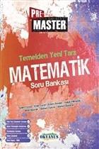 Pre Master Temelden Yeni Tarz Matematik Soru Bankası