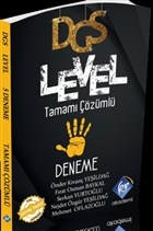 DGS 2019 Level Tamamı Çözümlü 5 Deneme