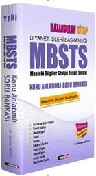 2019 Diyanet İşleri Başkanlığı MBSTS (Mesleki Bilgiler Seviye Tespit Sınavı) Konu Anlatımlı Soru Bankası