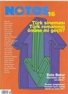 Notos Öykü İki Aylık Edebiyat Dergisi Sayı : 16