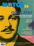 Notos Öykü İki Aylık Edebiyat Dergisi Sayı : 28
