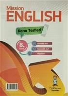 8. Sınıf Mission English Konu Testleri