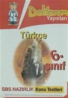 6. Sınıf Türkçe SBS Hazırlık Konu Testleri