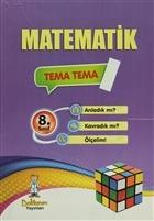 8. Sınıf Matematik (6 Fasikül Test)