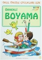 Örnekli Boyama -7
