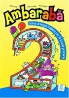 Ambaraba 2 (Kitap+2 CD) Çocuklar İçin İtalyanca (6-10 Yaş)