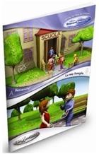 Benvenuto - La Mia Famiglia (İtalyanca Okuma Kitabı 6-11 Yaş) Temel Seviye (A1)