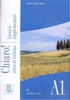 Chiaro! A1 Esercizi Supplementari (Çalışma Kitabı+CD) Temel Seviye İtalyanca