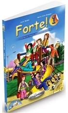 Forte 1 +CD (İtalyanca Temel Seviye 7-11 yaş)