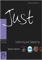 Just Listening & Speaking Intermediate + CD