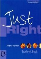 Just Right Intermediate Student's Book