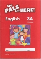 My Pals Are Here! English Workbook 3-A