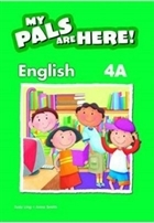 My Pals Are Here! English Workbook 4-A
