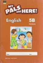 My Pals Are Here! English Workbook 5-B