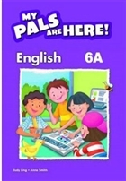 My Pals Are Here! English Workbook 6-A
