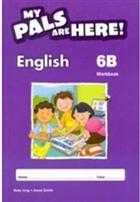 My Pals Are Here! English Workbook 6-B