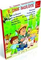 İngilizce Hikayeler 3. Sınıf (10 Kitap Takım)