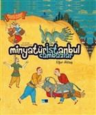 Levni'nin Minyatürleriyle Minyatür istanbul Cambaz