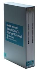 Sürgünde Muhalefet - Namık Kemal'in Hürriyet Gazetesi Seti (2 Cilt Takım Kutulu)