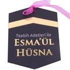 Tesbih Adetleri İle Esma'ül Hüsna Kartela