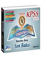 KPSS Coğrafya Sınavdan Önce Son Bakış