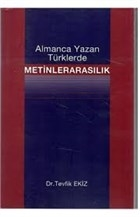 Almanca Yazan Türklerde Metinlerarasılık