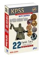 KPSS 22 Farklı Tarz Tamamı Çözümlü Deneme