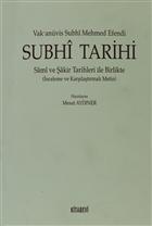 Subhi Tarihi