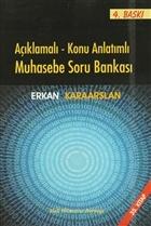 Açıklamalı-Konu Anlatımlı Muhasebe Soru Bankası