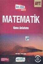 AYT Matematik Özel Ders Konseptli Konu Anlatımı