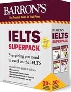 Barron's IELTS Superpack : The Leader in Test Preparation