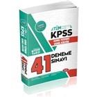 2019 Kpss Genel Yetenek Genel Kültür 41 Deneme Sınavı
