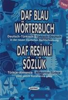 Daf Blau Wörterbuch  Daf Resimli Sözlük Deutsch  / Türkish