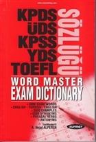 KPDS-ÜDS-KPSS-YDS-TOEFL Sözlüğü